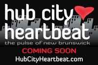 Coming Soon: HubCityHeartbeat.com - The Pulse Of Neww Brunswick